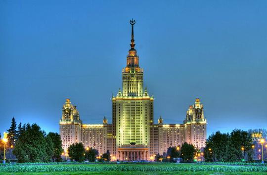 Đại hoc Moscow